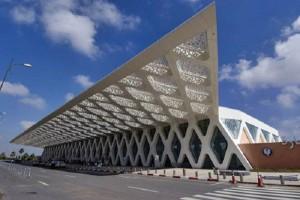 Aeropuerto-de-Marrakech